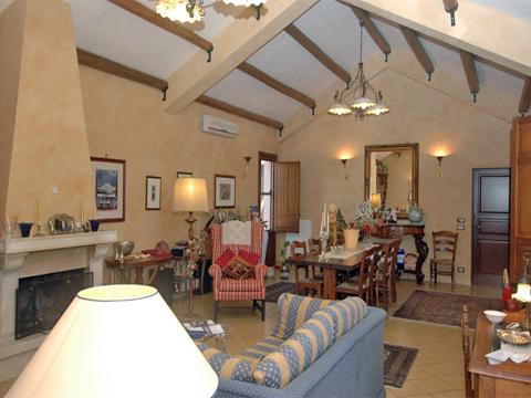 Bilder von Sicile Côte Nord Villa Il_Corte_48__30_Wohnraum