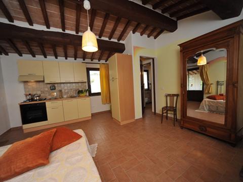 Bilder von Umbria Casa vacanza Il_Melo_Citerna_30_Wohnraum