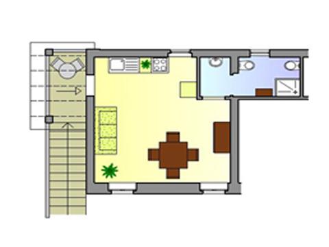 Bilder von Umbrien Ferienhaus Il_Melo_Citerna_70_Plan