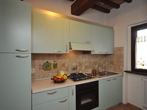 Bilder von Ombrie Appartement Il_Pero_Citerna_35_Kueche