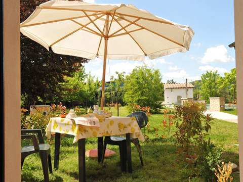 Bilder von Umbria Holiday home Il_Pesco_Citerna_10_Balkon