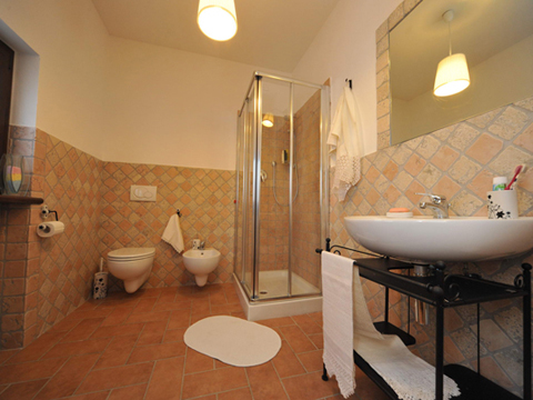 Bilder Holiday home Il_Pesco_Citerna_50_Bad Umbria / Umbria