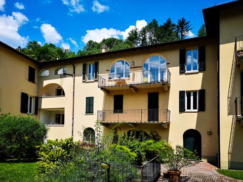 Bilder von Comer See Ferienwohnung Isella_Carlazzo_55_Haus