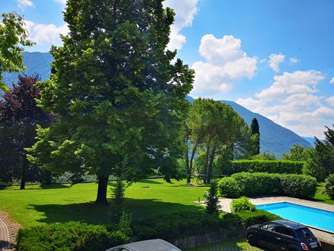 Bilder von Comer See Ferienwohnung Isella_Carlazzo_60_Landschaft