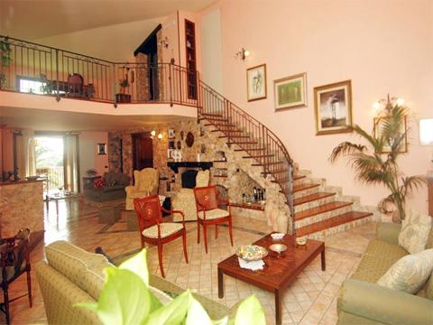 Bilder von Sizilien Nordküste Villa Karola_Fashion_32__30_Wohnraum