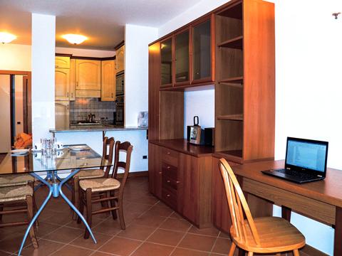 Bilder von Comomeer Appartement La_Baia_Cremia_35_Kueche