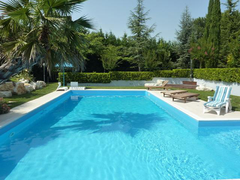 Bilder von Adriatic Sea Holiday home La_Macina_Corridonia_15_Pool