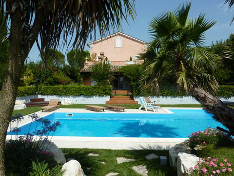 Bilder von Adriatic Sea Holiday home La_Macina_Corridonia_16_Pool