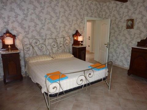 Bilder von Mer Adriatique Maison de vacances La_Macina_Corridonia_40_Doppelbett-Schlafzimmer