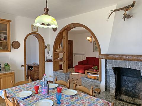 Bilder von Comer See Ferienwohnung Lara_Ossuccio_36_Kueche