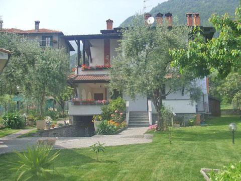 Bilder von Comer See Ferienwohnung Lara_Ossuccio_55_Haus