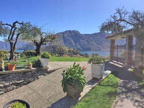 Bilder von Comer See Ferienwohnung Lara_Ossuccio_60_Landschaft