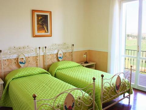 Bilder von Mare Adriatico Casa vacanza Leonardo_Mogliano_45_Schlafraum