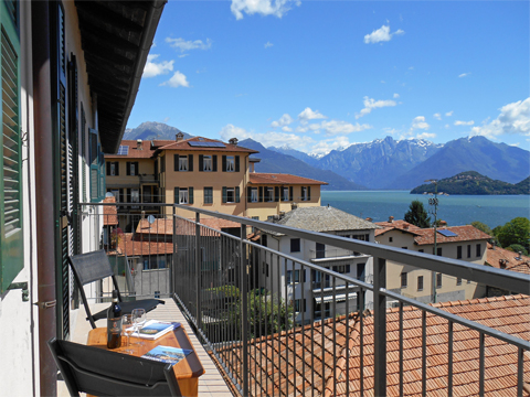 Bilder von Lake Como Apartment Liliana_Pianello_del_Lario_10_Balkon