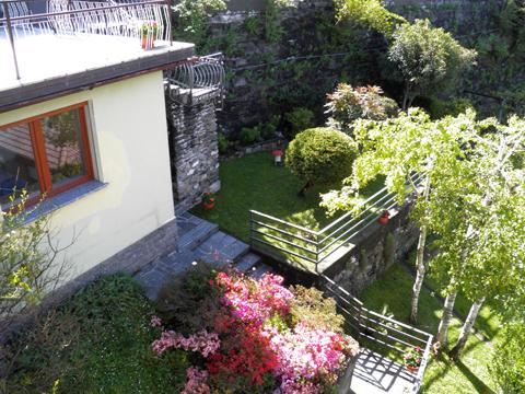 Bilder von Lago di Como Appartamento Lilli_Dervio_20_Garten
