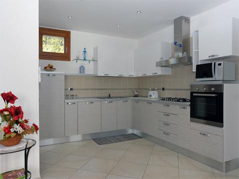 Bilder von Lago di Como Appartamento Lilli_Dervio_35_Kueche