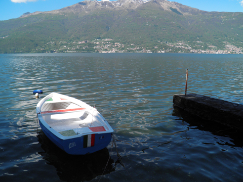 Bilder von Lake Como Apartment Lilli_Dervio_65_Strand