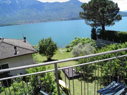 Bilder von Comer See Ferienwohnung Lina_Gera_Lario_25_Panorama