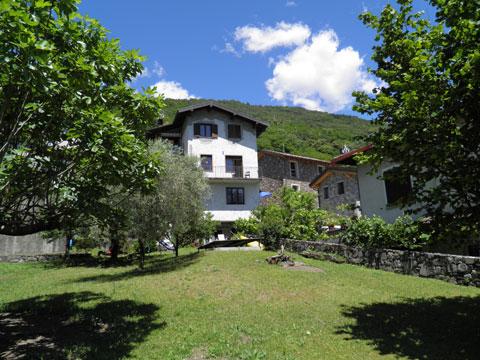 Bilder von Comer See Ferienwohnung Lina_Gera_Lario_55_Haus