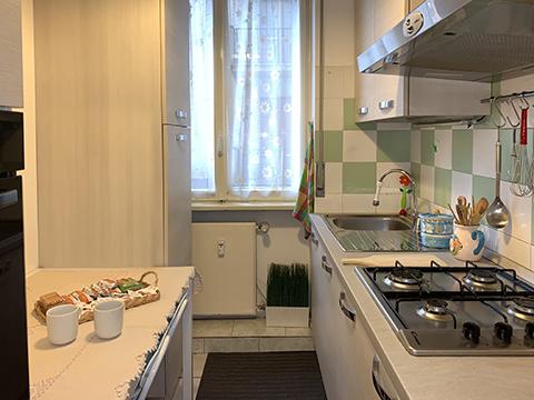 Bilder von Comer See Ferienwohnung Linda_Como_35_Kueche