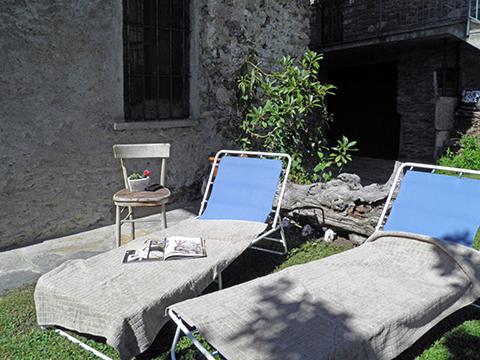 Bilder von Lake Como Apartment Lise_Peglio_21_Garten