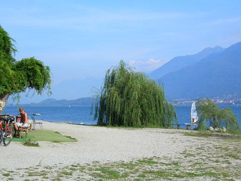 Bilder von Lake Como Apartment Livia_Vercana_65_Strand