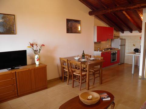 Bilder von Comer See Ferienhaus Loredana_Gravedona_31_Wohnraum