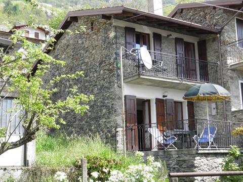Bilder von Comer See Ferienhaus Loredana_Gravedona_55_Haus