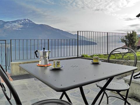 Bilder von Lago di Como Appartamento Lori_Domaso_20_Garten