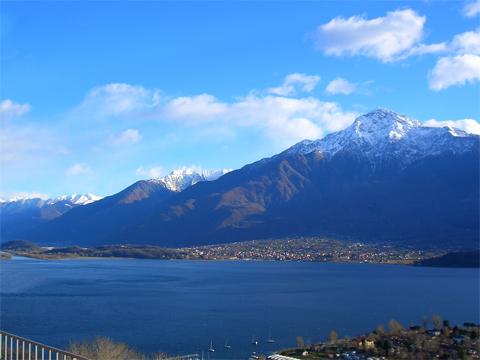 Bilder von Comer See Ferienwohnung Lucia_Vercana_25_Panorama