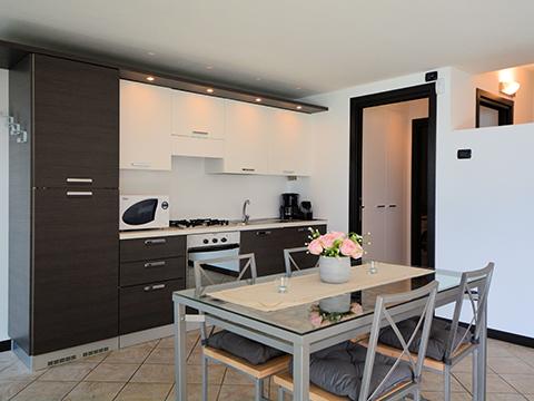 Bilder von Lago di Como Appartamento Lucia_Vercana_35_Kueche