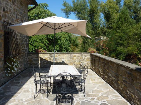 Bilder von Adriatic Sea Holiday home Maria_Laura_Apecchio_10_Balkon