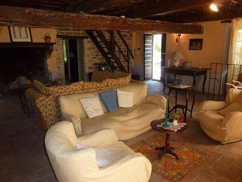 Bilder von Adriatic Sea Holiday home Maria_Laura_Apecchio_30_Wohnraum