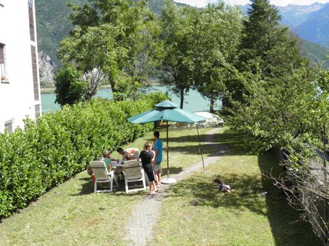 Bilder von Comer See Ferienhaus Maria_Sorico_20_Garten