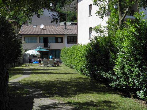 Bilder von Comer See Ferienhaus Maria_Sorico_55_Haus
