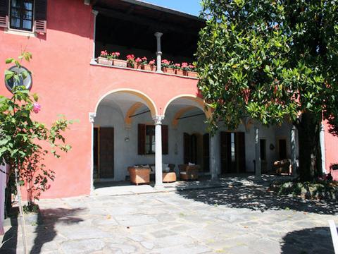 Bilder von Lago Maggiore Ferienwohnung Mariucca_Azalea_757_Lesa_56_Haus