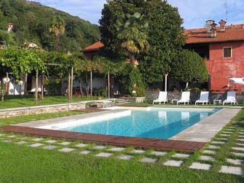 Bilder von Lago Maggiore Ferienwohnung Mariucca_Camelia_754_Lesa_15_Pool