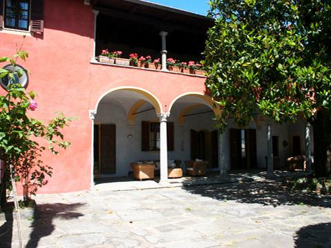 Bilder von Lago Maggiore Ferienwohnung Mariucca_Magnolia_756_Lesa_55_Haus