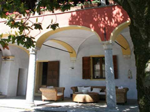 Bilder von Lago Maggiore Ferienwohnung Mariucca_Magnolia_756_Lesa_56_Haus