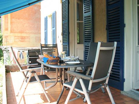 Bilder von Lago Maggiore Ferienhaus Max_2201_Pino_10_Balkon