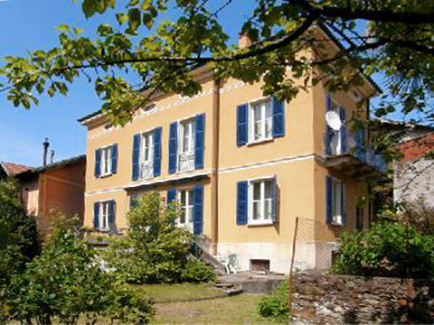 Bilder von Lago Maggiore Casa vacanza Max_2201_Pino_55_Haus