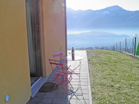 Bilder von Lago di Como  Melissa_Acero_Rosso_Vercana_20_Garten