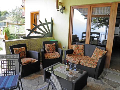Bilder von Comer See Ferienwohnung Melissa_Primo_Vercana_11_Terrasse