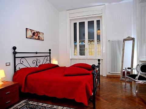 Bilder von Lago di Como Appartamento Meraviglia_Bellagio_45_Schlafraum