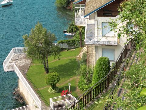 Bilder von Comer See Ferienwohnung Miky_Dervio_55_Haus