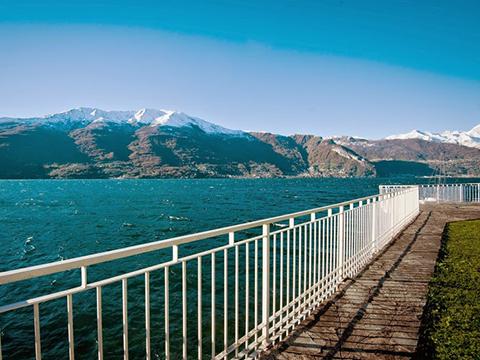 Bilder von Lake Como Apartment Miky_Primo_Dervio_11_Terrasse