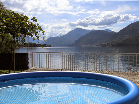 Bilder von Lake Como Apartment Miky_Primo_Dervio_15_Pool