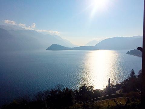 Bilder von Comer See Ferienwohnung Miralago_Menaggio_25_Panorama