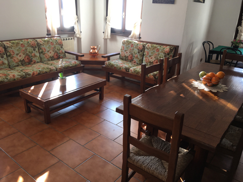 Bilder von Comer See Ferienwohnung Miralago_Menaggio_30_Wohnraum