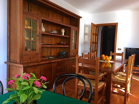 Bilder von Comer See Ferienwohnung Miralago_Menaggio_31_Wohnraum
